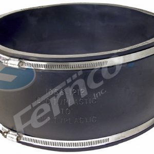 "12"" x 12"" CI/Plastic Fernco Flexible Coupling 1056-1211"