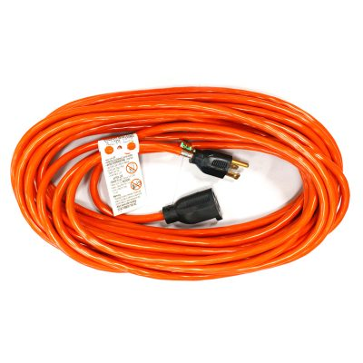 Outdoor Extension Cord 16/3 SJTW 50ft Orange