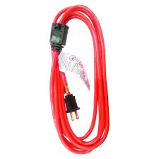 Outdoor Extension Cord 16/2 SJTW 10ft Orange