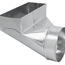 Galvanized Vent Pipe & Fittings